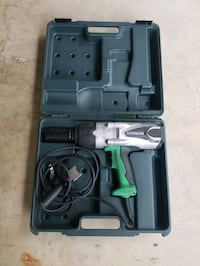 Hitachi impact wrench - industrial - like new