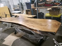 Walnut dinning and meeting table(brand new) Calgary, T3A 2E1