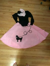 pink and black Minnie Mouse print textile Alexandria, 22307