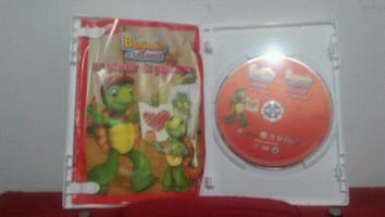 DVD cd game for kids.