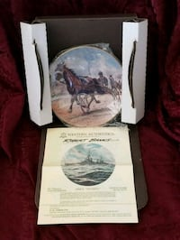 Harness Racing (Sulky) Plate West Chester, 19382