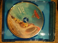 Cars 3 blu ray Junction City, 54443