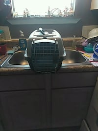 black and white pet carrier Bloomingdale, 31302