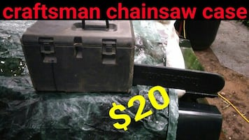 Craftsman Chainsaw case