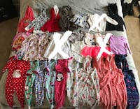 12M Baby Clothes *See 2 Photos! Bakersfield, 93312