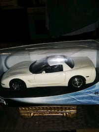 2003 HOTWHEEL DIE CAST COLLECTABLE C5 CORVETTE 1:18 SCALE NEW IN BOX Providence