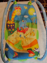 Baby bouncy Chair WOODBRIDGE