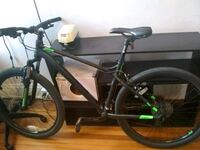 Haro FL black and green hard  tail aluminum bike Richmond, 23235