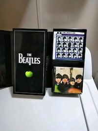 BEATLES COMPLETE CD SET.