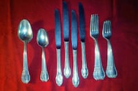 Silver Plated Flatware  New Port Richey, 34652