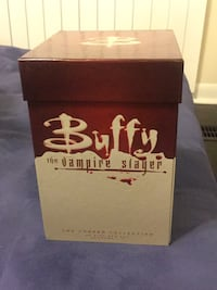 Buffy the Vampire Slayer Chosen Collection DVD Takoma Park, 20912