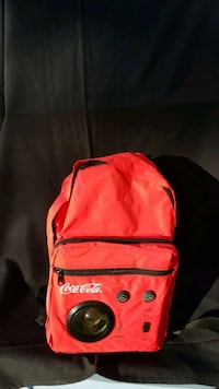 Coca cola radio backpack Alexandria, 22310