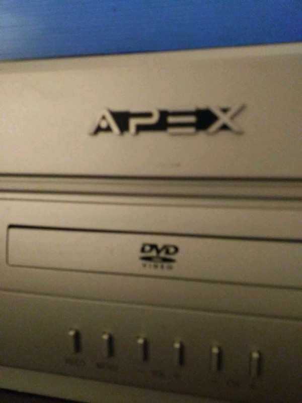 """25"""" TV with DVD player  62a3b224-10ca-42a0-ad67-0ad7d03d0279"""
