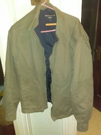 green zip-up jacket Shelbyville, 37160