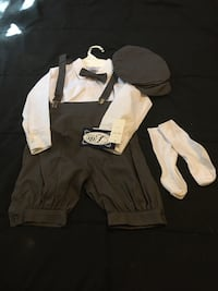Boys NEW 4T Nicker outfit Buena Vista, 08094