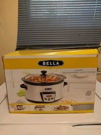 Bella 5QT Slow Cooker Quincy, 02171