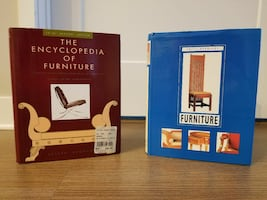 Books The Encyclopedia of Furniture