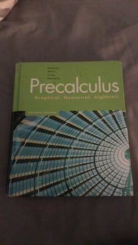 Precalculus Textbook Bethesda