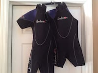 Wetsuit by Henderson Thermoprene 3mm Child's Shorty Blue Pembroke Pines, 33025