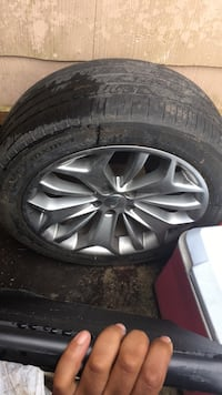 4 Good use Tires 255/45R19 come off a Ford Taurus  Lake Charles, 70615