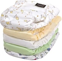 Kushies All-in-One Cloth Diapers ($3 & up)