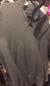 gray and black pullover hoodie Purvis, 39475
