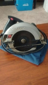 gray and black skilsaw circular saw Martinsburg, 25403