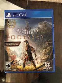 Assassin's Creed Odyssey PS4 (Like New) Anderson, 29621
