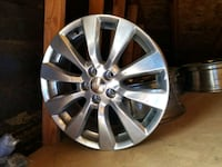 4 JEEP CHEROKEE WHEELS. Great Condition!!  Lancaster, 93536