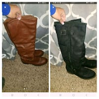 just fab boots together  Coon Rapids, 55448