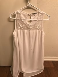 White dress. New with tags Greenville, 29607