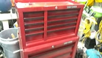 red and black tool chest Manchester, 06040