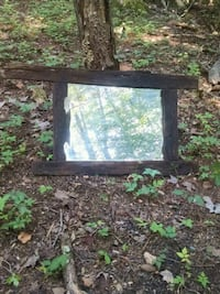 Large mirror with drift wood framing Ocoee, 37361