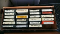 8-track tapes Murray, 84123