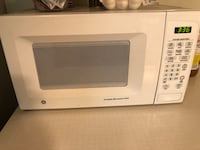white General Electric microwave oven Massillon, 44646