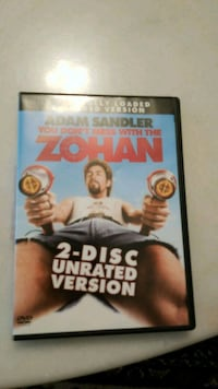 You Don't Mess with the Zohan Bessemer, 35020
