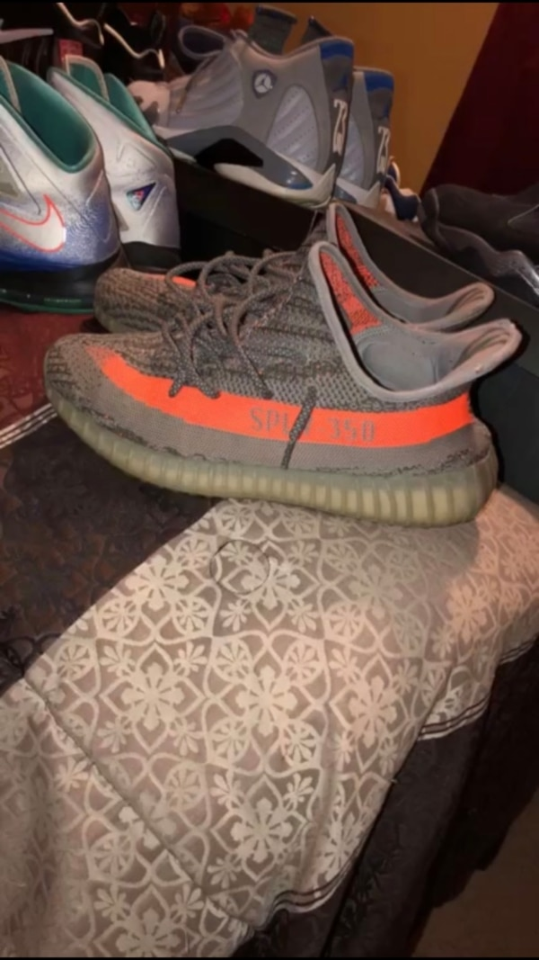 e5d1fe46775cb Used Adidas yeezy boost 350 v2 Beluga size 10 for sale in China Grove -  letgo