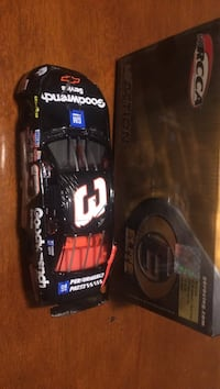 Dale Earnhardt crash car Oklahoma City, 73132