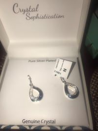 Crystal Sophistication Earrings Fort Worth, 76116