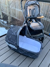 Peg Perego Travel System with Bassinet