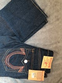 Men's True Religion Jeans Size 30 Herndon, 20171