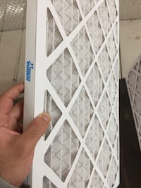 Furnace filter. 6 pieces . Brand new Toronto, M2M 3W2