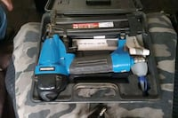 mastercraft 2 in one air nailer and stapler mint Kitchener, N2G 1P6
