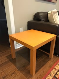 IKEA End Side Table Birch Color  Mississauga