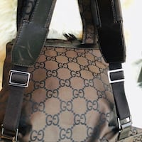 RARE VINTAGE GUCCI MONOGRAM BACKPACK Clarksville, 21029