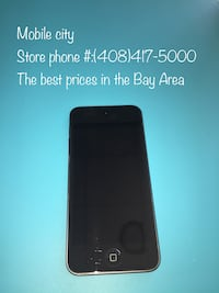 iPod touch 5th generation 32gb wifi only #T50  San Jose, 95122