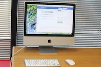 "Apple iMac 20"" / Mid 2007 / 4GB / Good Software / Works great  Vancouver"