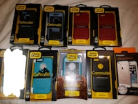 NEW IPHONE 5/5S/SE OTTERBOX CASES $45 EACH  Barrie, L4N