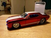 red ford mustang die-cast car San Jose, 95126