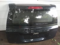 [TL_HIDDEN] 0 Jeep Patriot SUV Rear Trunk Door LONDON